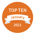 Top Ten: January 2021
