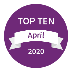 Top Ten: April 2020