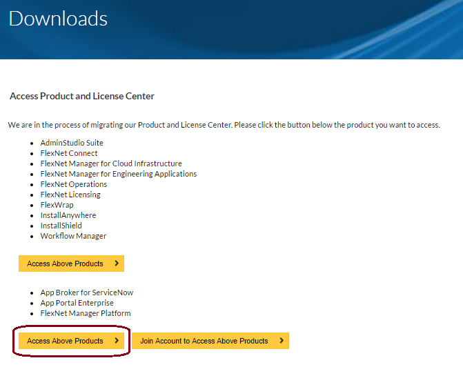 Downloading the FlexNet Manager Suite Content libr    - Community