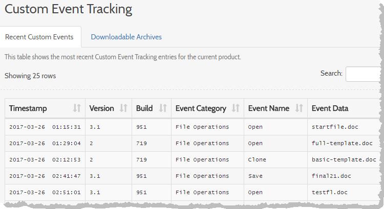 Revulytics-Custom-Event-Tracking-Recent.png