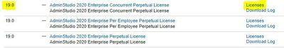 Licenses Information in Product and License Center.JPG