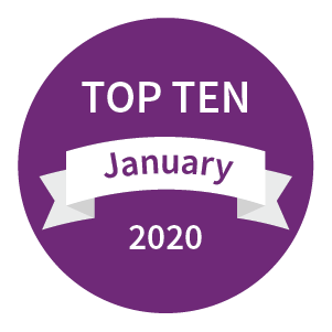 Top Ten: January 2020