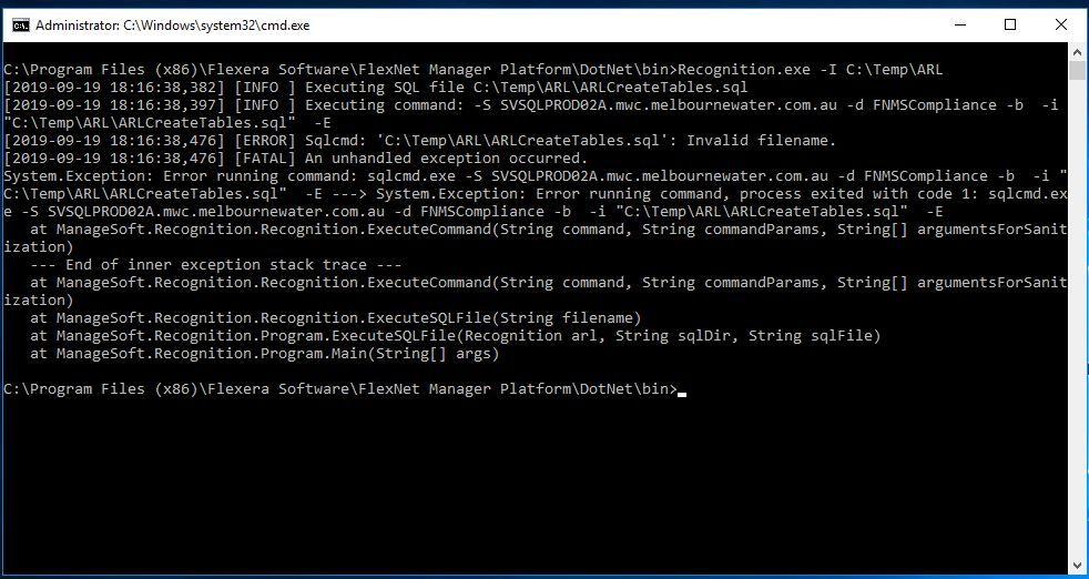 02. ARL Script Run Error.JPG